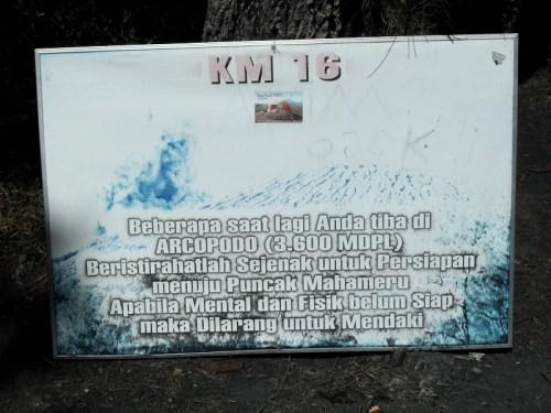 KM 16